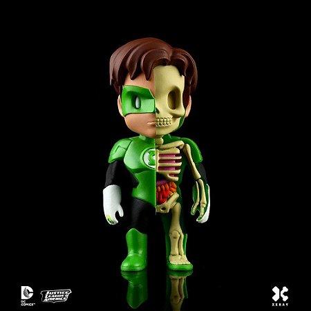 Boneco XXRAY LANTERNA VERDE Liga da Justiça - Mighty Jaxx