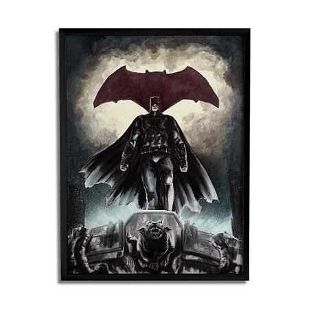 Quadro Decorativo Batman By Baal's - Beek