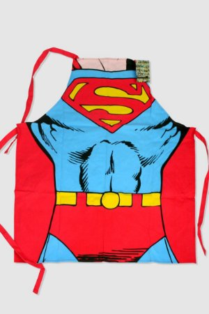 Avental Superman Body - Dc Comics