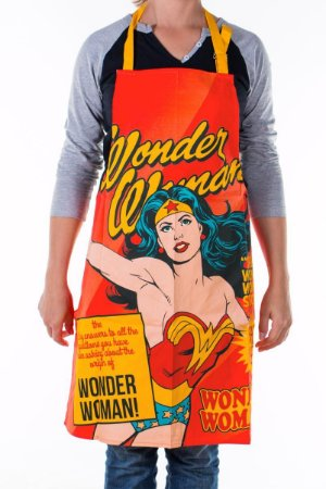 Avental Wonder Woman - Dc Comics