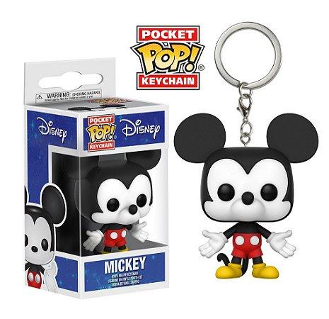 Chaveiro Funko Pop! Disney - Mickey Mouse