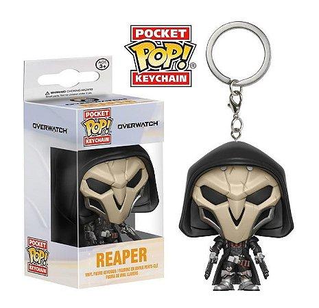 Chaveiro Funko Pop! Overwatch - Reaper