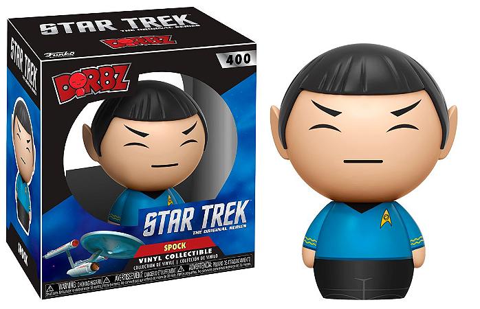 Estatueta Funko Dorbz Spock
