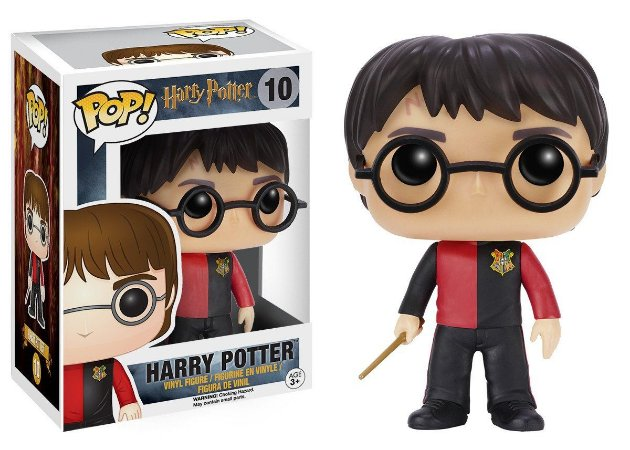 Estatueta Funko Pop! Movies Harry Potter - Harry Potter Triw
