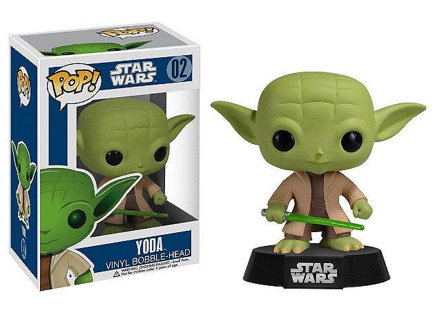 Estatueta Funko Pop! Star Wars - Yoda