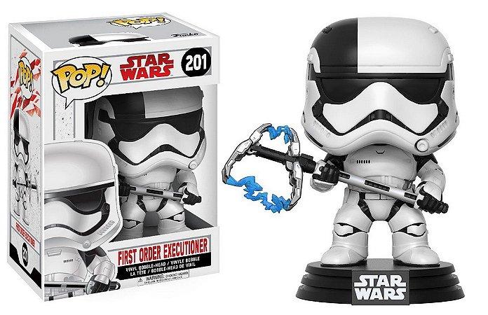 Estatueta Funko Pop! Star Wars The Last Jedi - First Order Executione