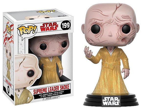 Estatueta Funko Pop! Star Wars The Last Jedi - Supreme Leader Snoke