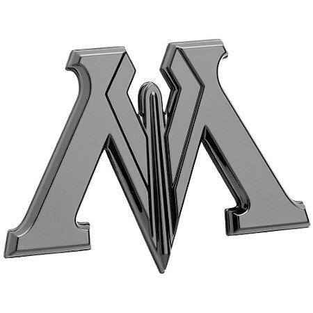 Emblema 3D Automotivo MINISTRO DA MAGIA Harry Potter - Fan Emblems