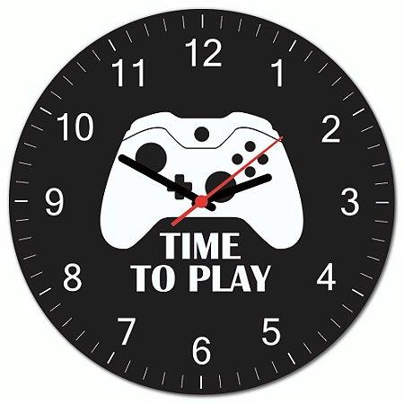 Relógio de Parede Beek Gamer X