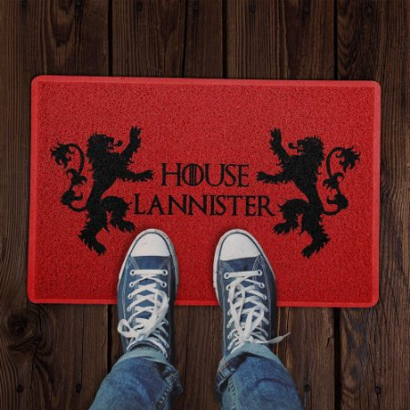 Capacho 60x40cm HOUSE LANNISTER - Beek