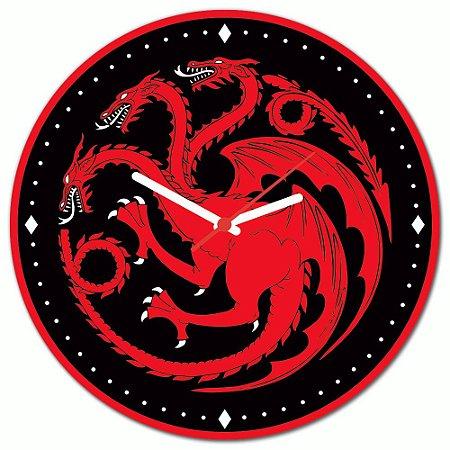 Relógio de Parede DRAGÃO - Beek