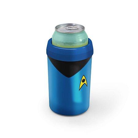 Porta Latão e Litrinho Star Beers Azul - Beek