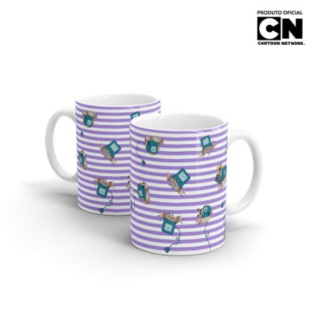 Caneca Cartoon Network HORA DE AVENTURA BMO - Beek