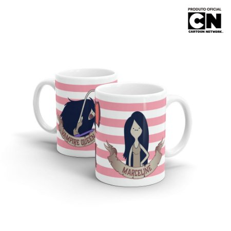 Caneca Cartoon Network HORA DE AVENTURA Vampire Queen - Beek