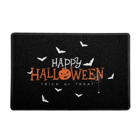 Capacho 60x40cm Happy Halloween - Beek