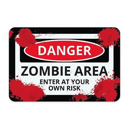 Tapete 60x40 Zombie Area - Beek