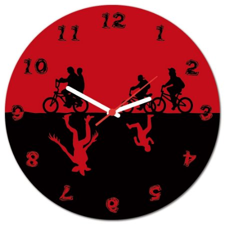 Relógio de Parede Beek Stranger Clock
