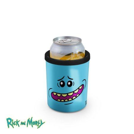 Porta Latas 350ml Rick and Morty MEESEEKS - Beek