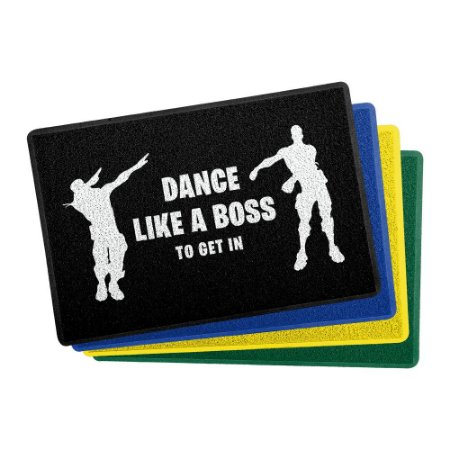 Capacho 60x40cm Dance Like a Boss - Beek
