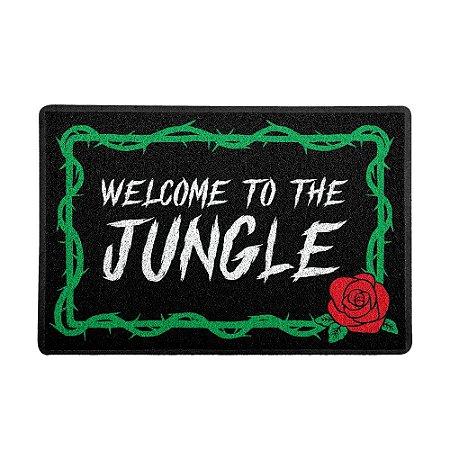 Capacho 60x40cm Guns N' Roses Welcome to the Jungle - Beek