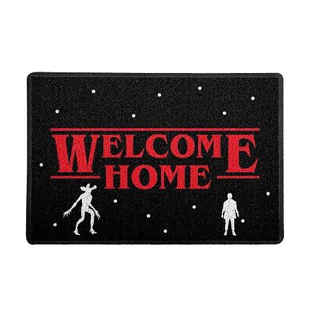 Capacho 60x40cm Stranger Welcome Home - Beek