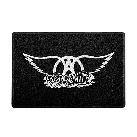 Capacho 60x40cm Aerosmith Preto - Beek