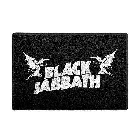 Capacho 60x40cm Black Sabbath - Beek