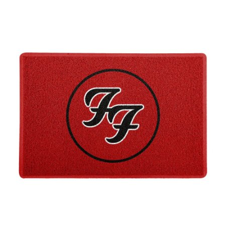 Capacho 60x40cm Foo Fighters 02 - Beek