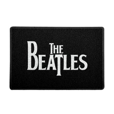 Capacho 60x40cm The Beatles Logo - Beek