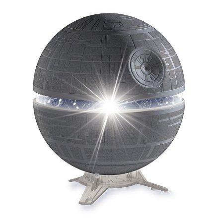Luminária Uncle Milton Planetário Star Wars Estrela da Morte