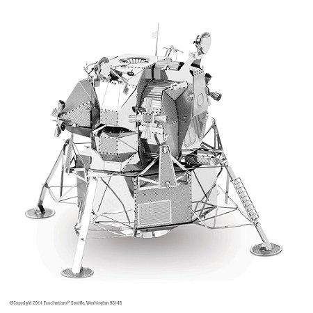 Mini Réplica de Montar Apollo Lunar Module