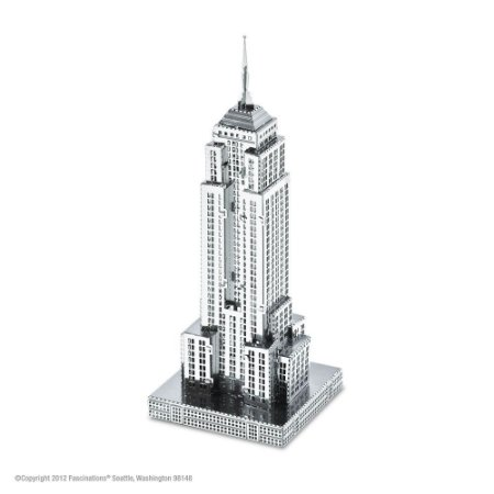 Mini Réplica de Montar Empire State