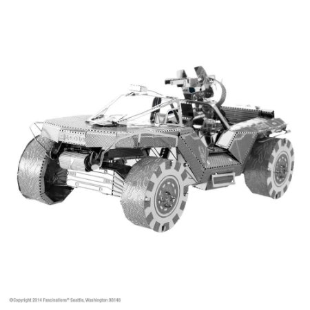 Mini Réplica de Montar HALO Warthog