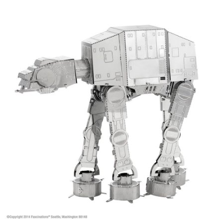 Mini Réplica de Montar STAR WARS AT-AT