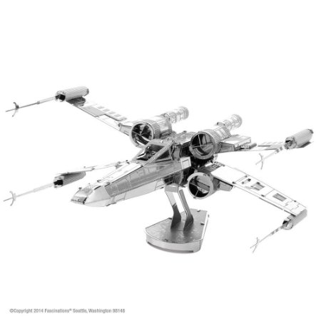 Mini Réplica de Montar STAR WARS X-Wing