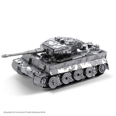 Mini Réplica de Montar Tiger I Tank