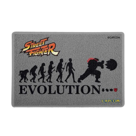 Capacho 60x40cm Street Fighter - EVOLUTION