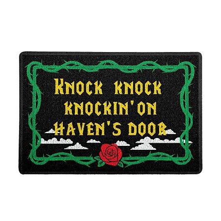 Capacho 60x40cm - HAVEN'S DOOR