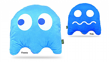 Almofada PAC-MAN Ghost Azul