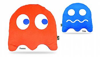 Almofada PAC-MAN Ghost Vermelho
