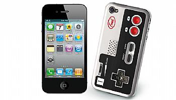 Capa iPhone 4/4S Controle