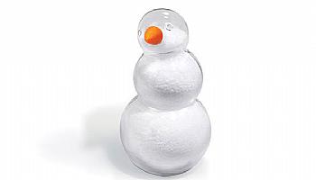 Saleiro Boneco de Neve SNOWMAN Fred and Friends