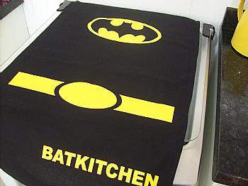 Toalha Batman