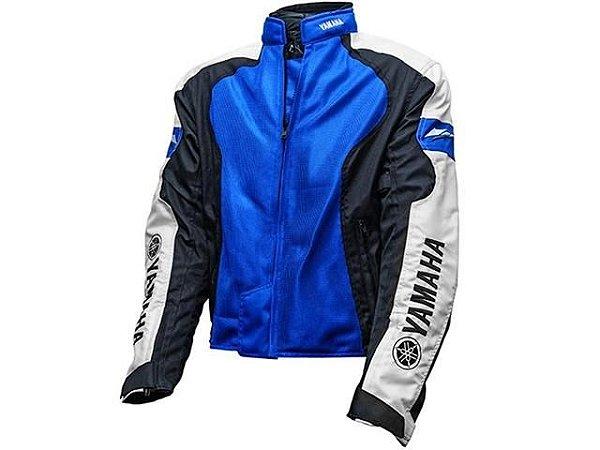 Jaqueta Yamaha Speed Racing Masculina Ventilada Imperméavel