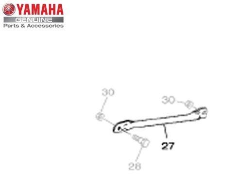 Barra de Tensão da Roda Traseira YS Fazer 150 Original Yamaha