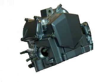 Cabeçote do Cilindro Completo Ténéré 660 Z  XT-660R Original Yamaha