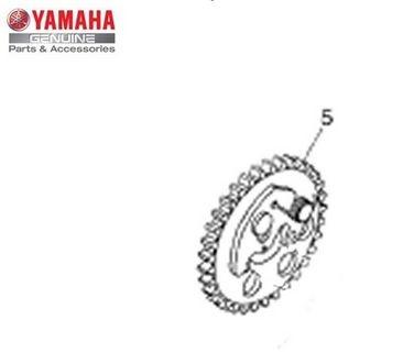 Descompressor Ténéré 660 Z  XT-660R Original Yamaha