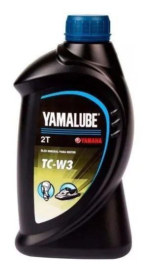 OLEO YAMALUBE SUPER NAUTICO PARA MOTORES 2 TEMPOS TCW-3 1 LITRO GENUINO YAMAHA