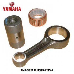 KIT BIELA DO MOTOR PARA XTZ125 , YBR125 E YBR125 FACTOR ORIGINAL YAMAHA