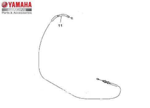 CABO DE EMBREAGEM PARA MT 09 2015 A 2020 ORIGINAL YAMAHA